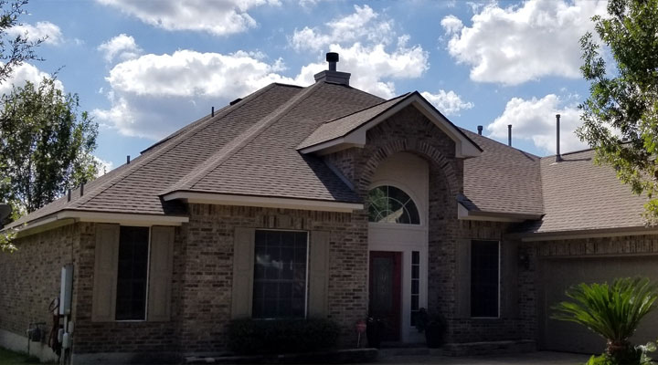 Can I repair the roof on my Austin, TX home
