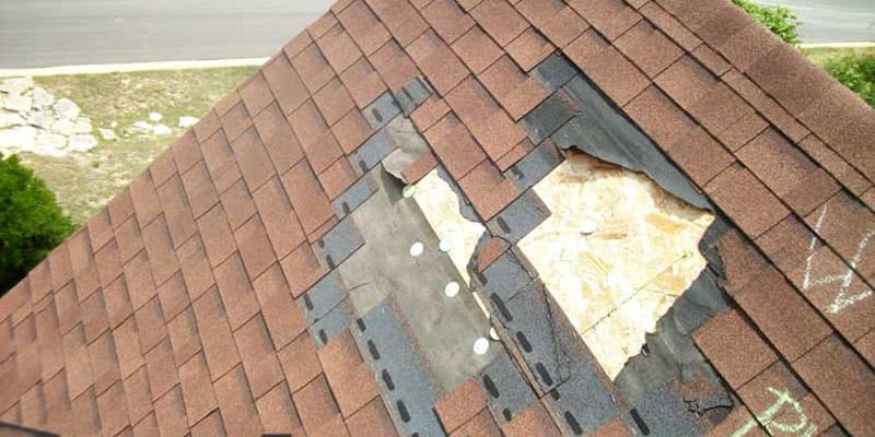 Driftwood Roofing can work with roofing insurance claims