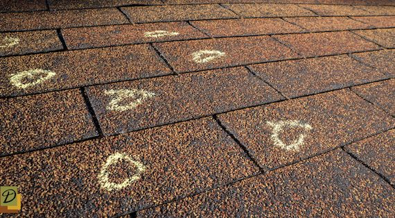 Top Causes for Roof Damage